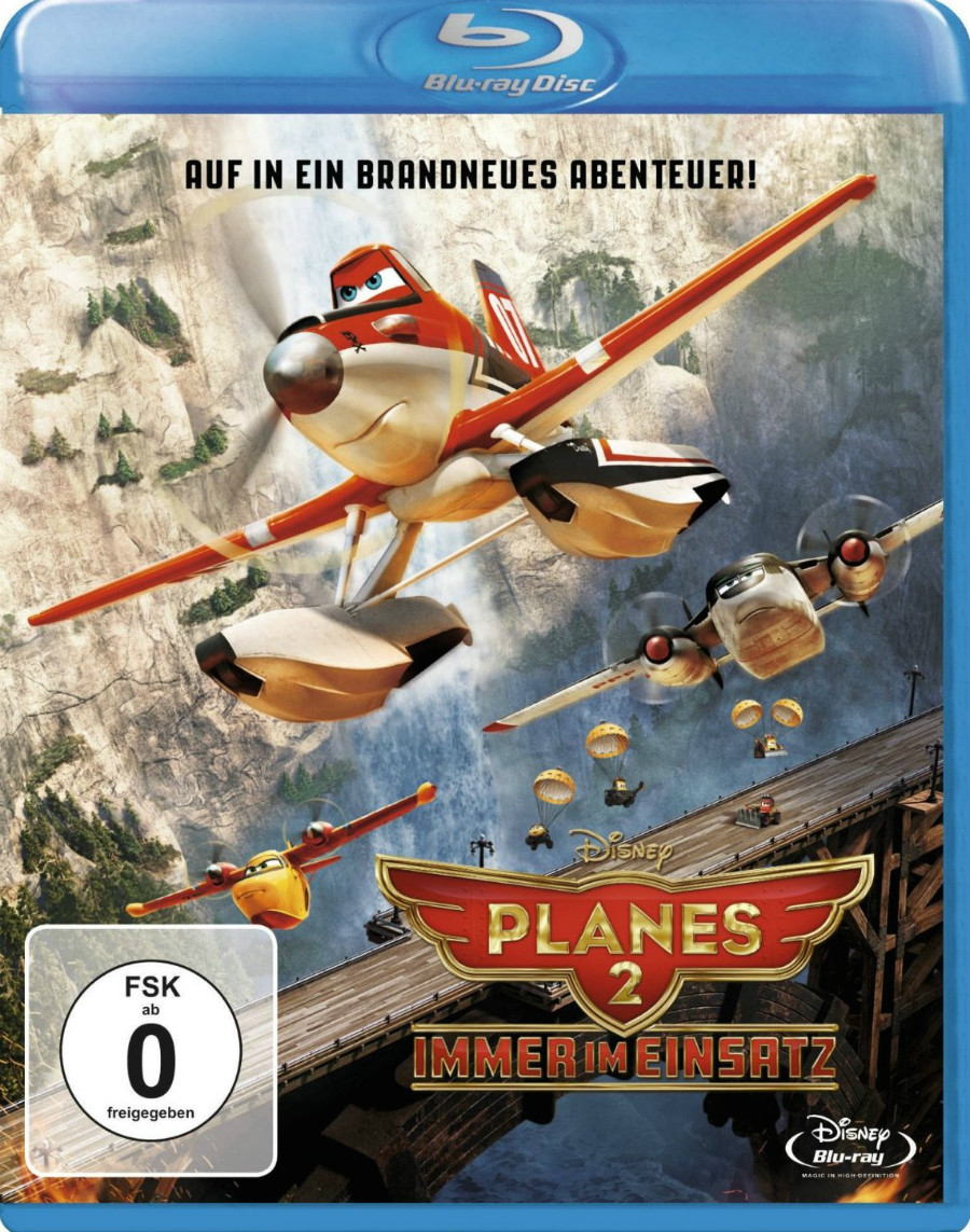 Planes 2 Cover
