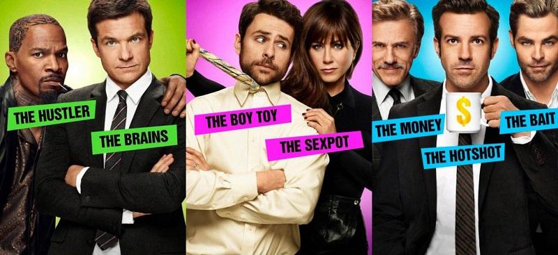 Horrible Bosses 2 Film Cast