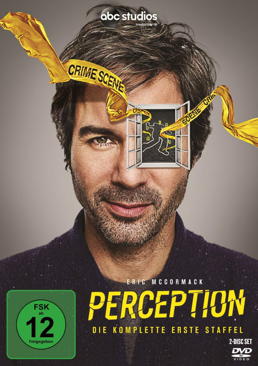 Perception Staffel 1 Cover