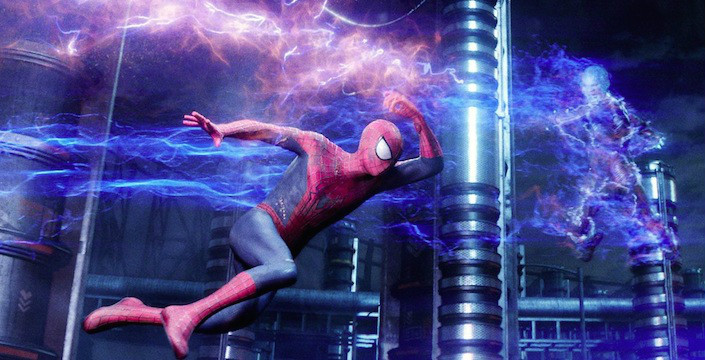 The Amazing Spider-Man 2- Rise of Electro