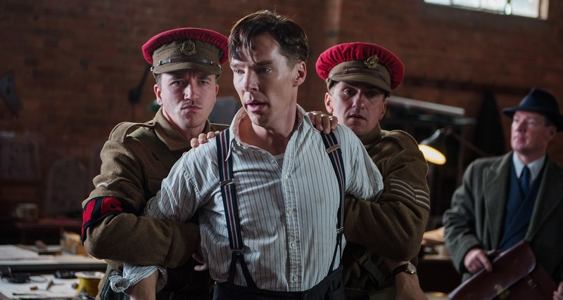 The Imitation Game Film Benedict Cumberbatch
