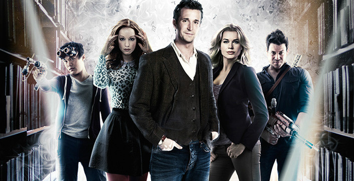 The Librarians Staffel 1
