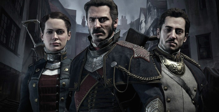 The Order 1886 Characters