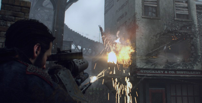 The Order 1886 Shooting