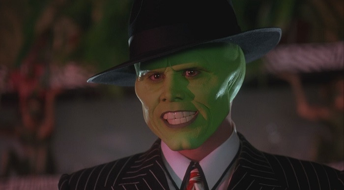 The Mask Film Jim Carrey