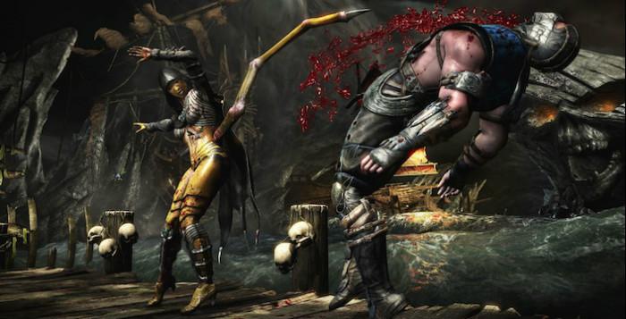 Mortal Kombat X Dvorah SubZero