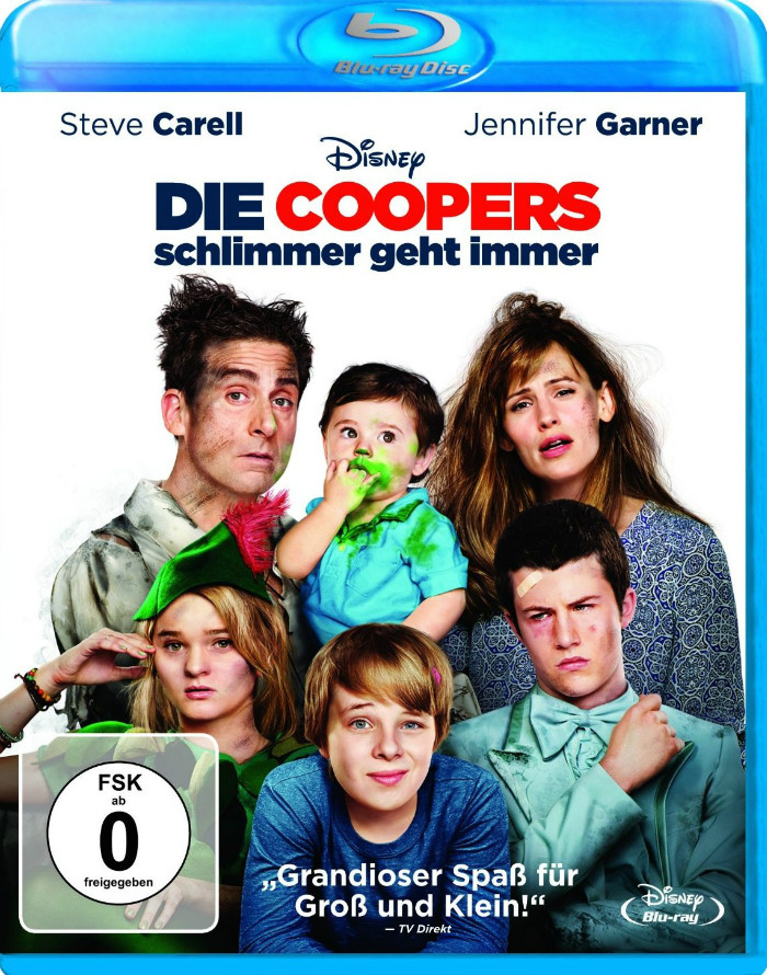 Die Coopers Cover