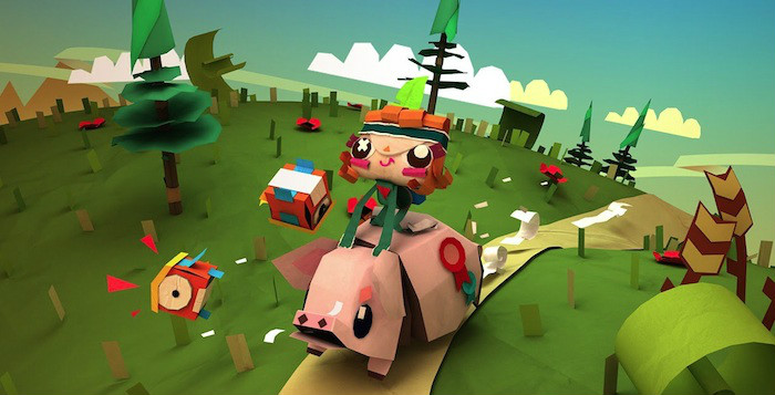 Tearaway Unfolded A