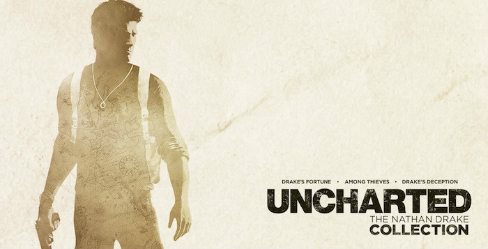 Uncharted The Nathan Drake Collection A
