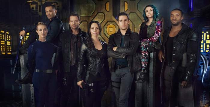 Dark Matter Staffel 1