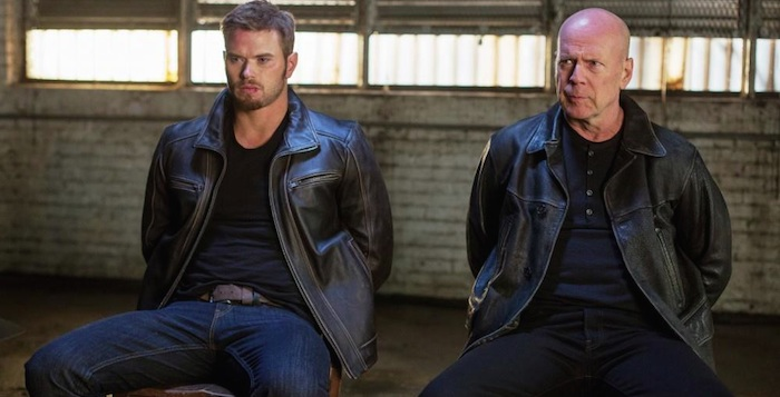 Extraction Kellan Lutz Bruce Willis