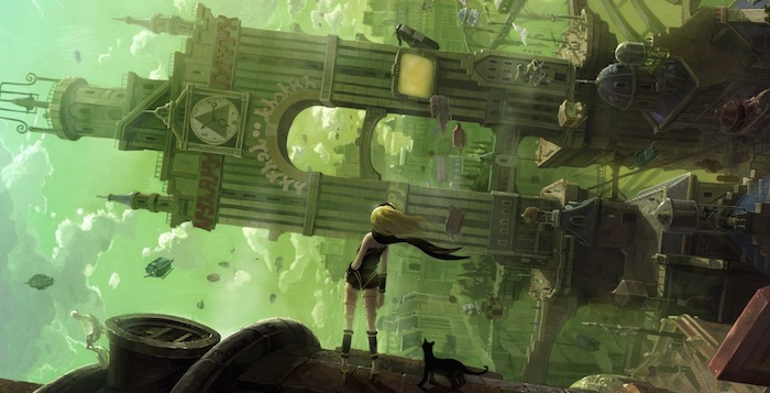 Gravity Rush Remastered A