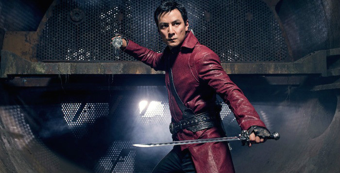 Into the Badlands Staffel 1