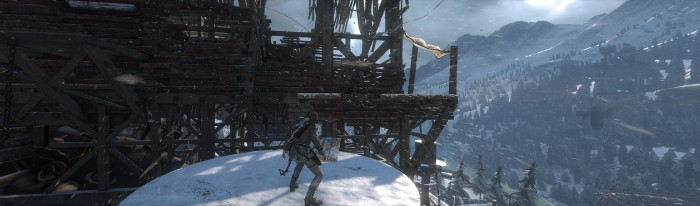 Rise of the Tomb Raider - 3