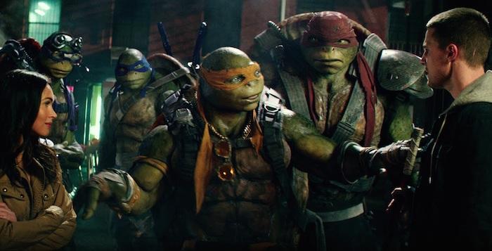 Teenage Mutant Ninja Turtles- Out of the Shadows