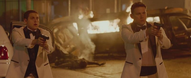 21 Jump Street Film Jonah Hill Channing Tatum Explosion