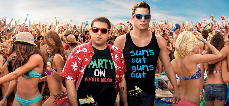 22 Jump Street Film Jonah Hill Channing Tatum Spring Break