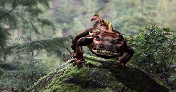 Alien-Zero Alien Incursion Alien Species Predator Attack Movie