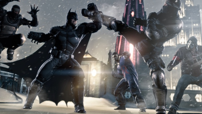 Batman- Arkham Origins A