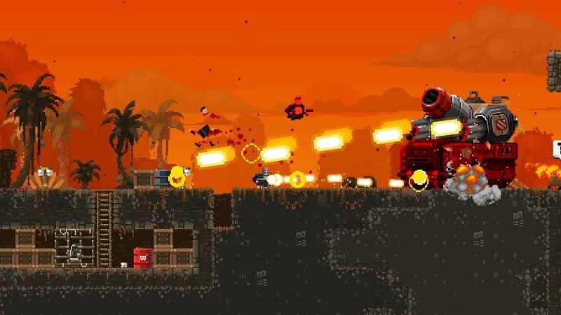 Broforce - Screenshot
