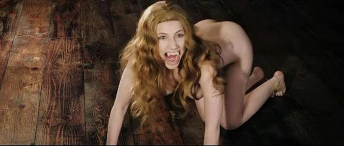 Dario Argentos Dracula 3D Film naked Vampir