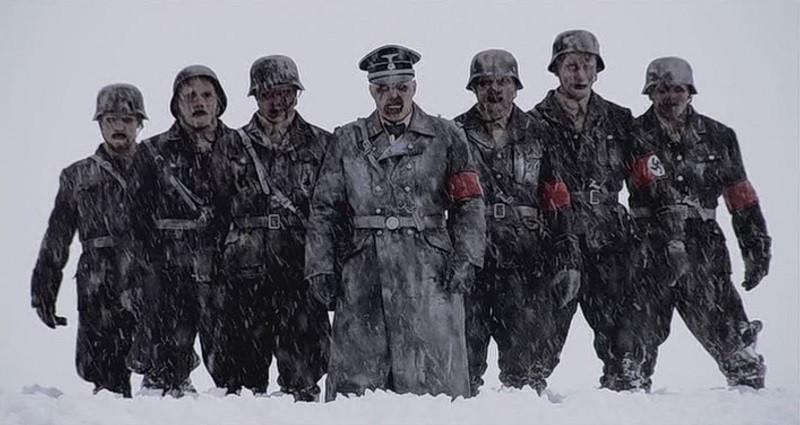 Dead Snow Film Zombie Nazis