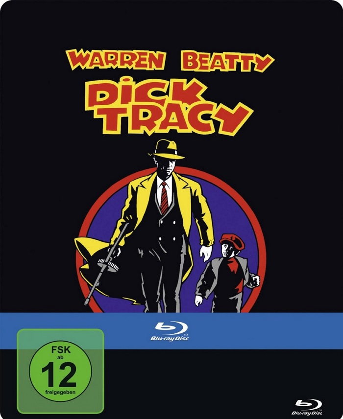 Dick Tracy - BS