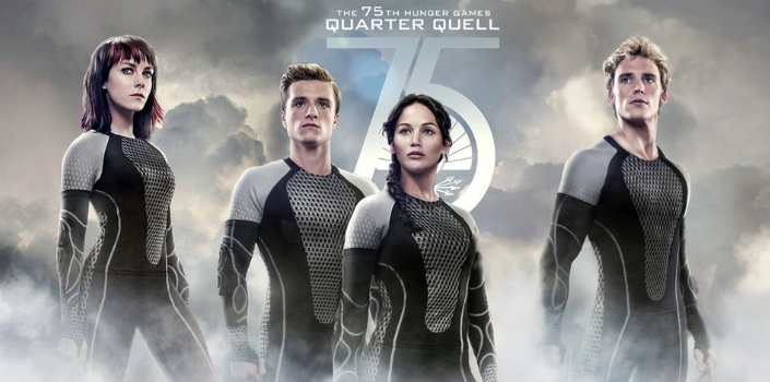 Die Tribute von Panem - The Hunger Games- Catching Fire Film Cast