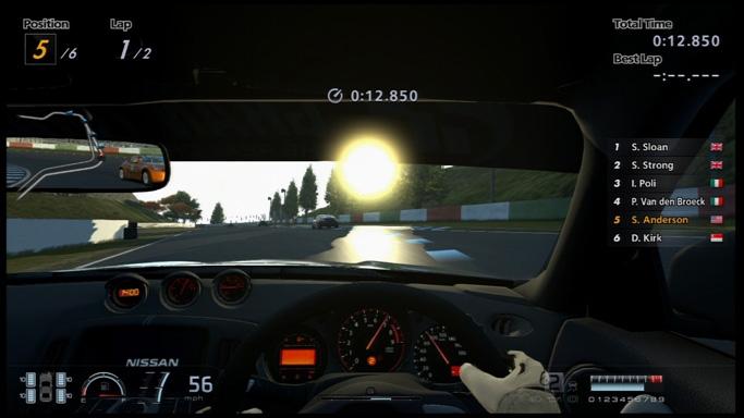 Gran Turismo 6 B