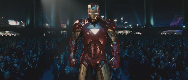 Iron Man 2 Stark Expo Film