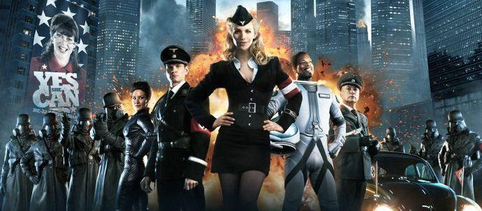 Iron Sky Film Crew