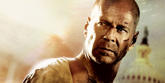 Live Free or Die Hard Film Bruce Willis