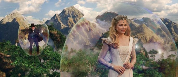 Oz The Great and Powerful Film