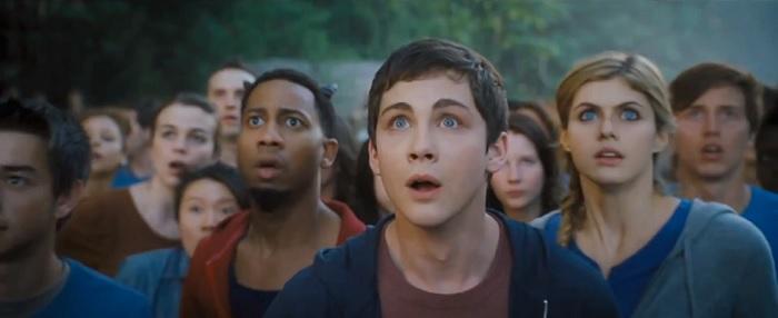 Percy Jackson Sea of Monsters Cast Film