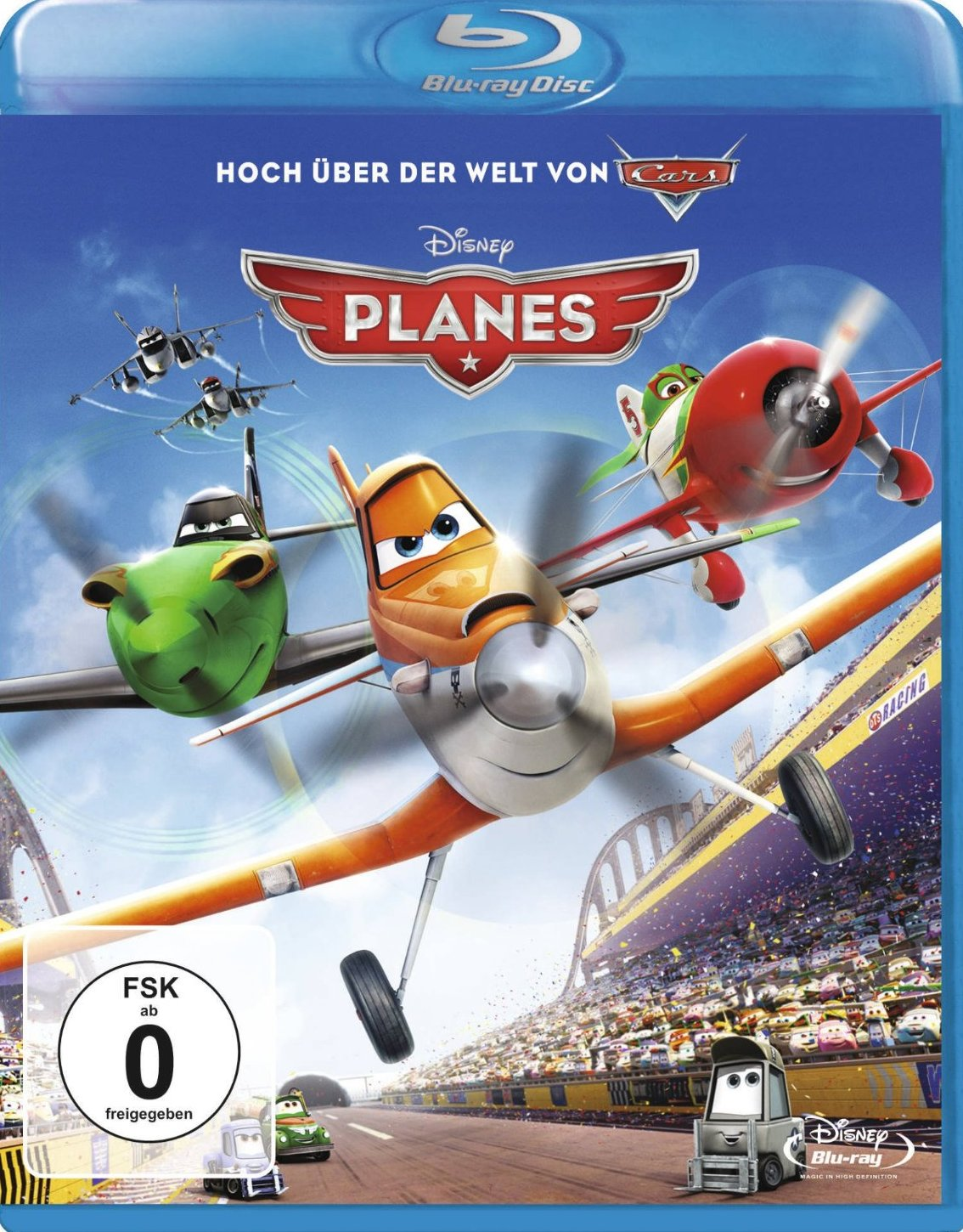 Planes Cover
