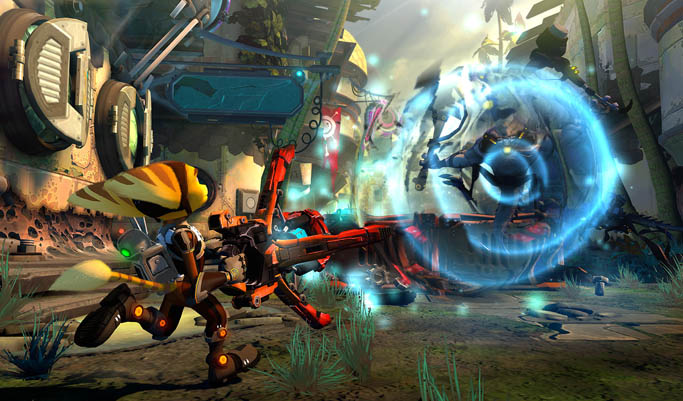 Ratchet & Clank Nexus 2