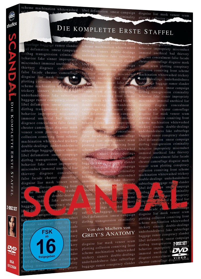 Scandal Packshot