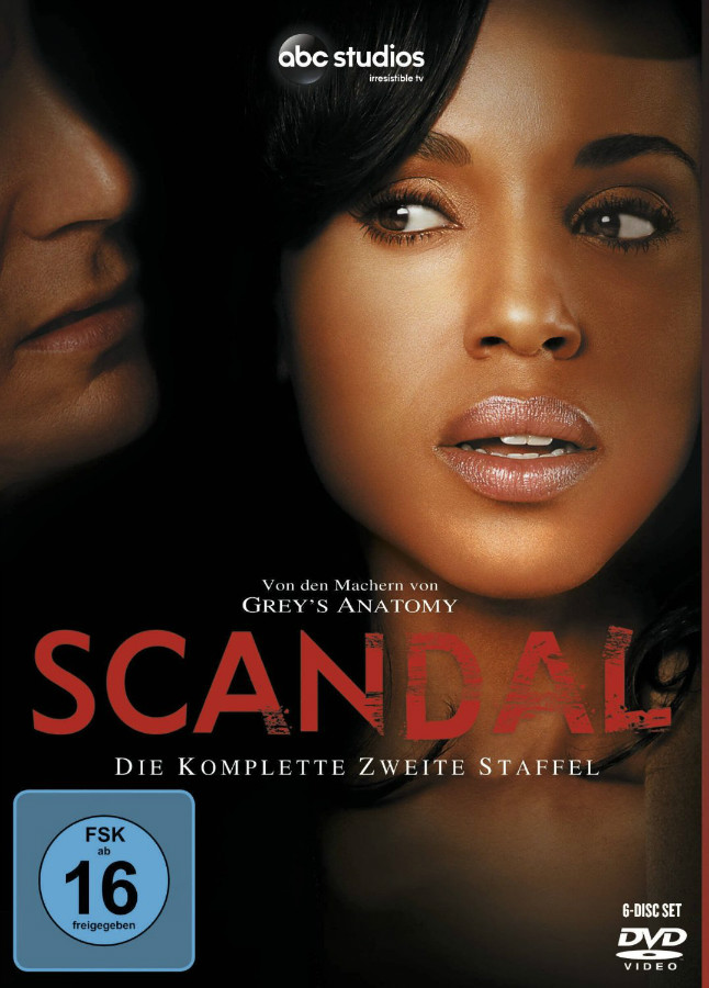 Scandal Staffel 2 Cover