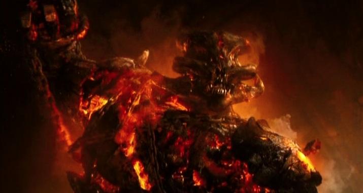 Solomon Kane Film Demon