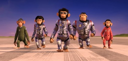 Space Chimps Film