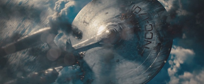 Star Trek Into Darkness Film Enterprise