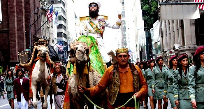 The Dictator Film Sacha Baron Cohen