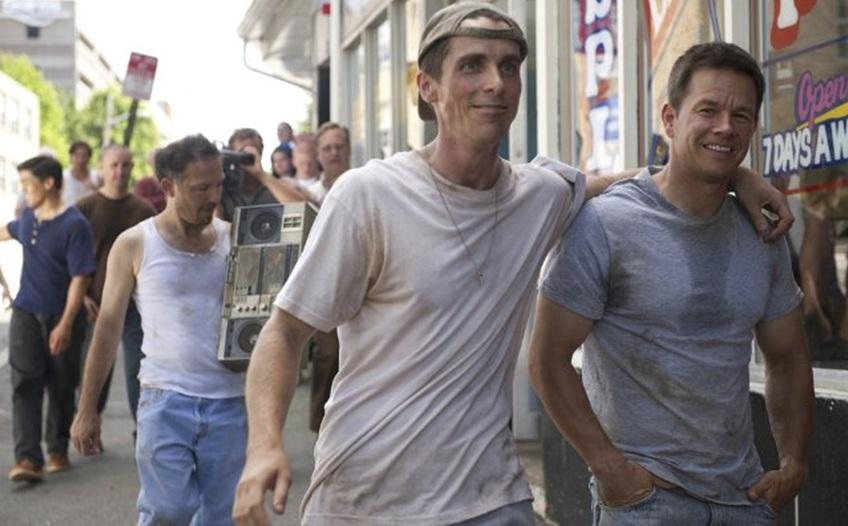 The Fighter Film Mark Wallberg Christian Bale