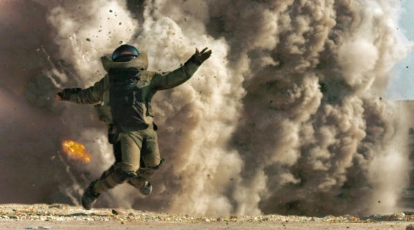 The Hurt Locker Film Explosion