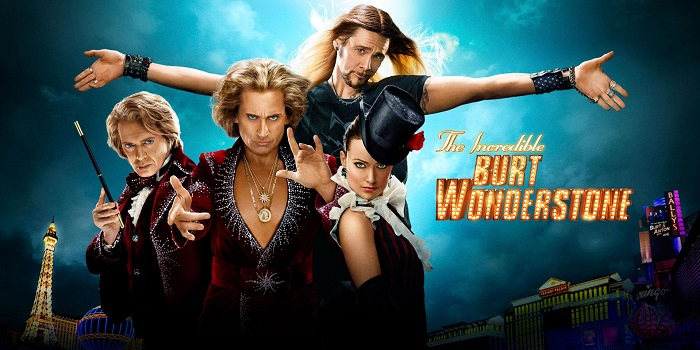 The Incredible Burt Wonderston Film Cast