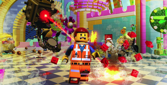 The Lego Movie Videogame A
