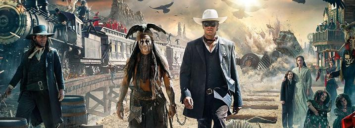 The Lone Ranger Film Cast