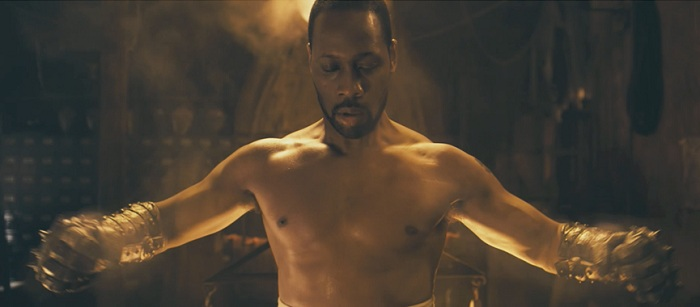 The Man with the Iron Fists Film RZA