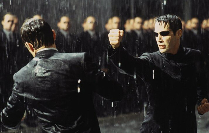 The Matrix Revolutions Film Keanu Reeves