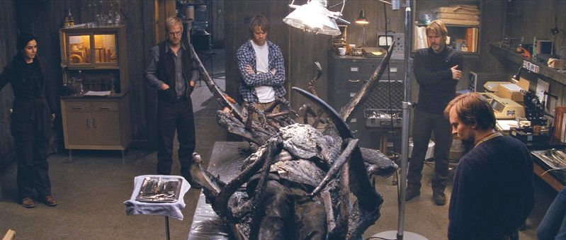 The Thing Film Cast